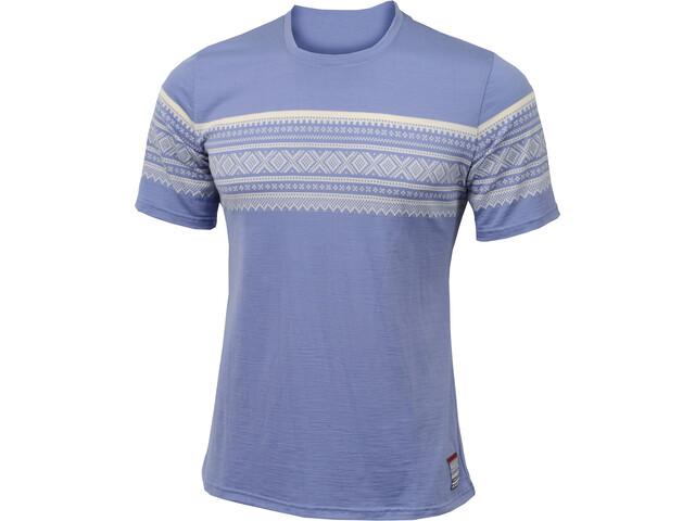 Aclima M's DesignWool Marius Merino T-Shirt English Manor